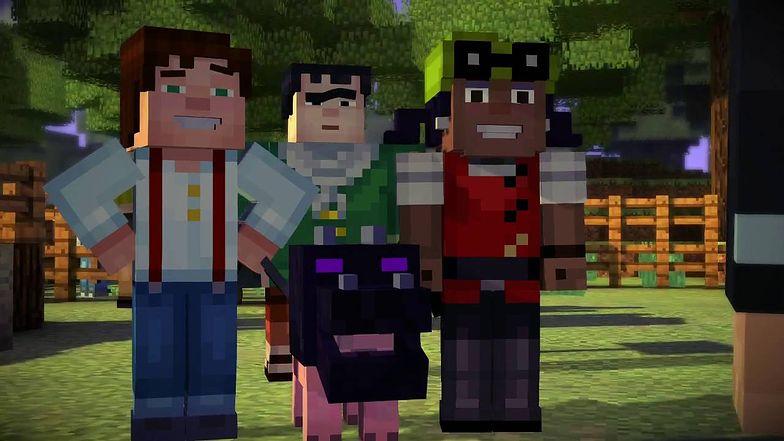 Minecraft jest dalej kochany