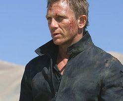 Wybuch na planie 25. Bonda. Część planu uległa zniszczeniu