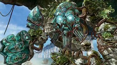 Aganos to kolejny grywalny bohater Killer Instinct