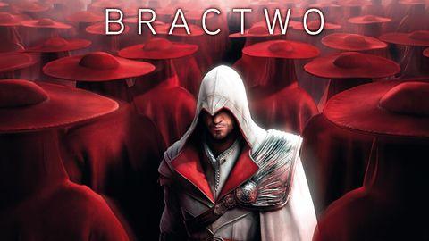 Assassin's Creed: Bractwo - kolejna książka o Ezio już niedługo w polskich księgarniach