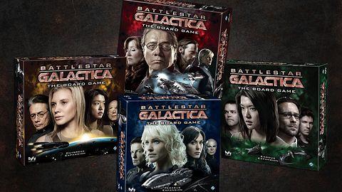 Battlestar Galactica - recenzja. Przy stole z Cylonami