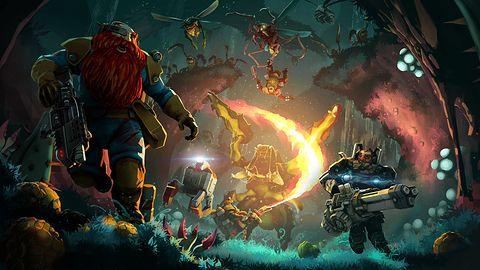 Deep Rock Galactic: kosmiczne krasnoludy wyszły z wczesnego dostępu i stały się bestsellerem Steama