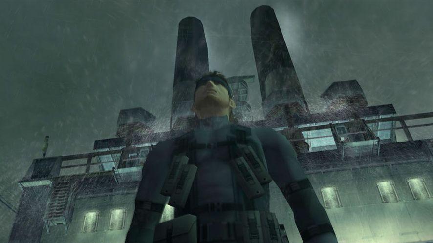 Metal Gear Solid HD Collection dopiero w przyszłym roku