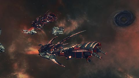 Kosmiczny RTS Ancient Space może namieszać w Waszych wrześniowych planach