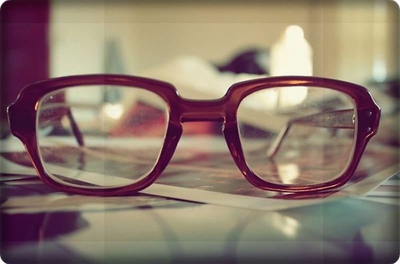 Choroby oczu - krótkowzroczność