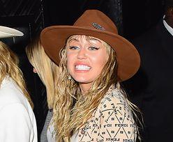 Miley Cyrus trafiła do szpitala. Nowy partner przyszedł ją odwiedzić
