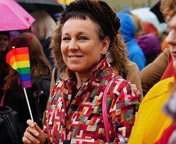 Olga Tokarczuk z nagrodą Nobla. Prawicowe media przypominają kontrowersyjne wypowiedzi pisarki