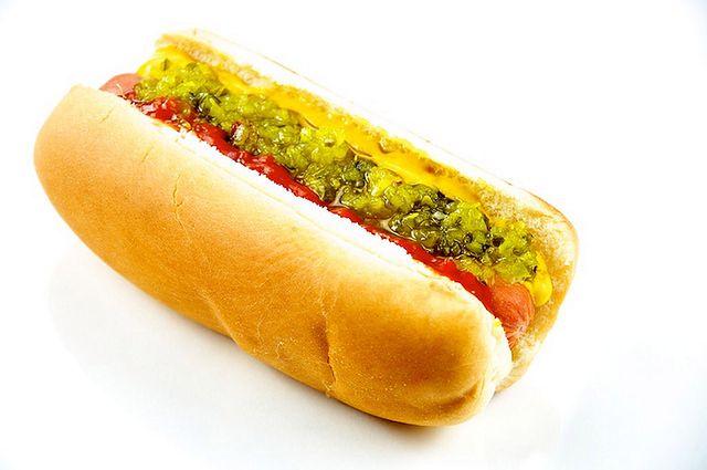 Hot dogi i kiełbaski