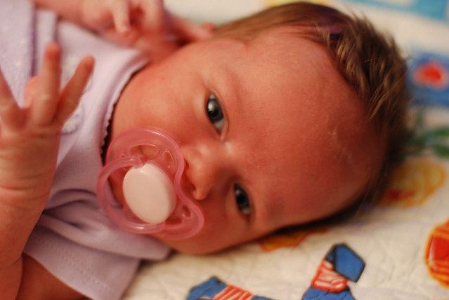 Smoczek dla niemowlaka