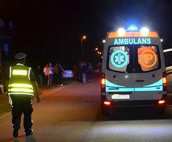 Dramat w Koryczanach, 13-latka zginęła na miejscu. Szczegóły makabrycznego wypadku