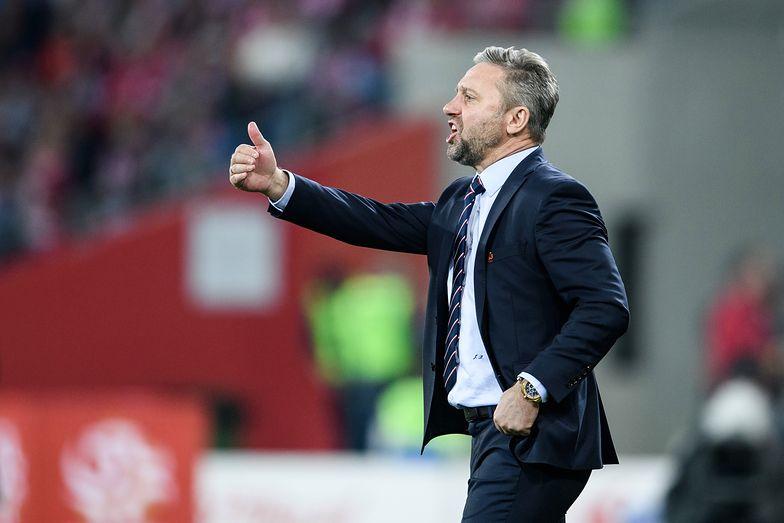 Jerzy Brzęczek, trener reprezentacji Polski
