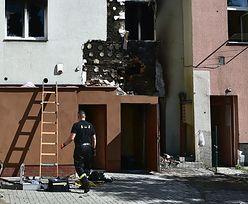 Tragedia w Tczewie. W pożarze kamienicy zginęły 2 osoby, w tym małe dziecko