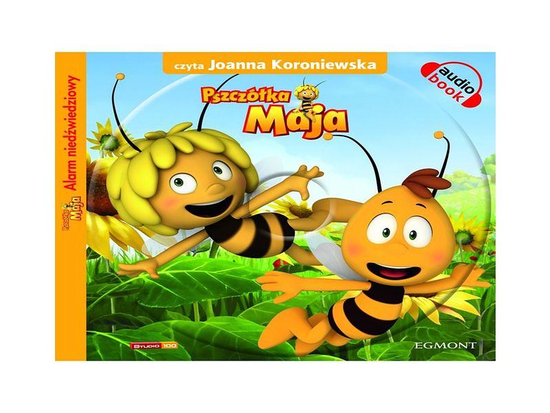 """Pszczółka Maja - audiobook """"Alarm niedźwiedziowy"""""""