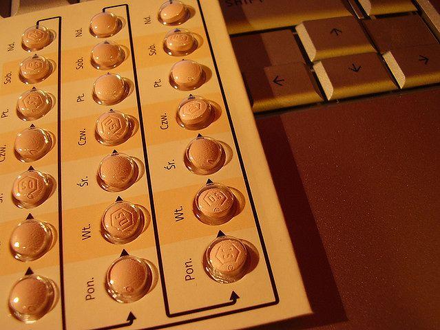 Pominięcie tabletki