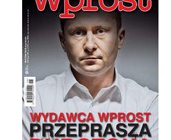 """""""Wprost"""" przeprasza Duroczka. Ale broni się, że nie napisał nieprawdy"""