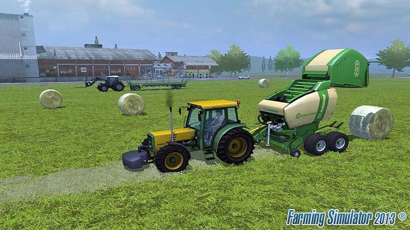 Farming Simulator 2013 nadjeżdża na konsole
