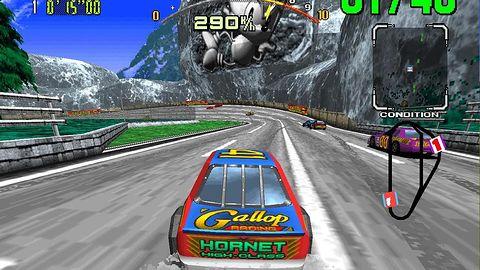Powrót wyścigowego klasyka - Daytona USA przyjedzie na XBLA i PSN