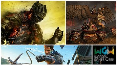 Na Warsaw Games Week zagracie m.in. w Dark Souls 3, Total War: Warhammer i Just Cause 3