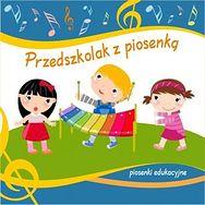 Przedszkolak z piosenką - CD