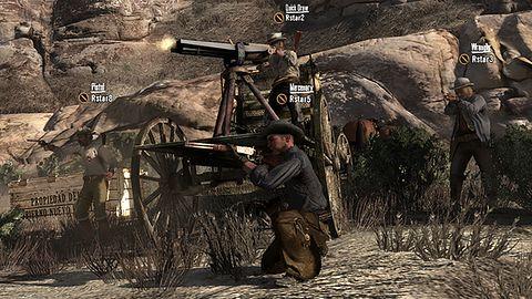 Banici do końca - pierwszy dodatek do Red Dead Redemption