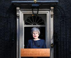 Theresa May ogłosiła przedterminowe wybory w Wielkiej Brytanii