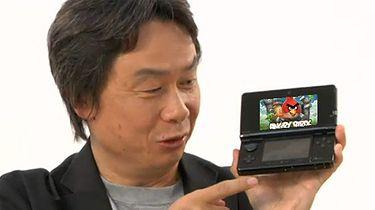 Shigeru Miyamoto żałuje, że to nie on zrobił Angry Birds