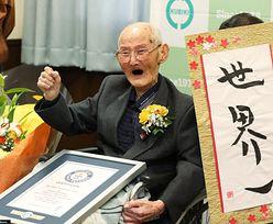 Japonia. 112-latek najstarszym mężczyzną na świecie