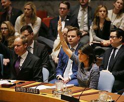 """Korea Północna objęta następnymi sankcjami. Donald Trump pisze o """"15 do 0"""""""