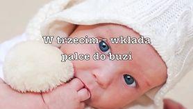 Rozwój niemowlęcia miesiąc po miesiącu (WIDEO)