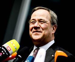 To on zastąpi Angelę Merkel? Oto kandydat CDU na kanclerza Niemiec