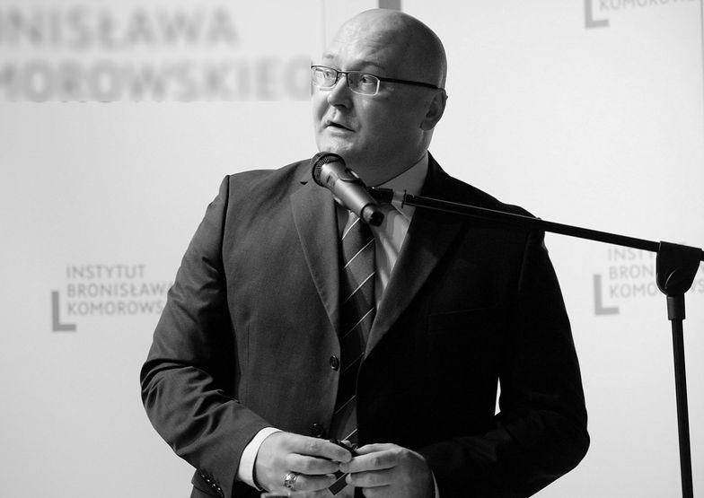 Nie żyje Krzysztof Liedel. Kondolencje spływają z całej Polski