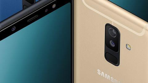 Samsung Galaxy A6 i A6+ zaprezentowane: przód nawiązuje do topowych modeli