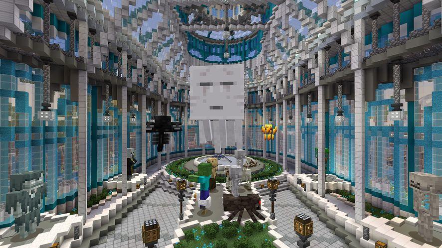 """Watykan stworzył serwer w grze """"Minecraft"""""""