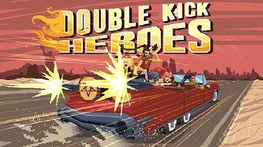 Recenzja gry Double Kick Heroes — rytmiczna gra akcji z eliminacją zombiaków!