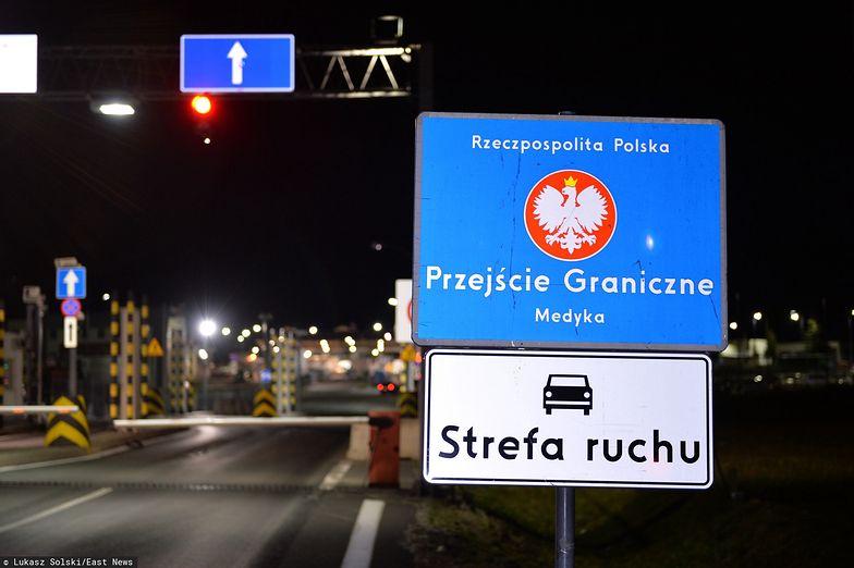 Ukraina zamyka granice