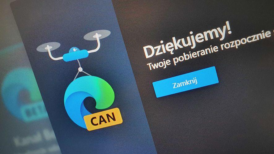 Edge Canary został zaktualizowany, fot. Oskar Ziomek