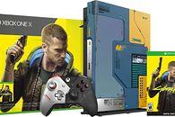 Cyberpunk 2077 i Xbox. Nie ma rozmów o usunięciu gry ze sklepów - Xbox One X w limitowanej edycji Cyberpunk 2077