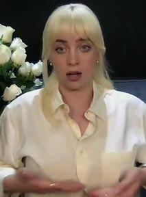 """Billie Eilish była przerażona reakcjami na okładkę w """"Vogue"""""""