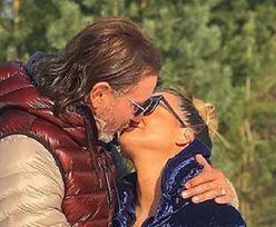 Rozenek-Majdan składa życzenia mężowi. Padły wyjątkowe słowa