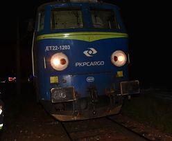 Śmiertelny wypadek w Lubelskiem. Pociąg potrącił pieszego