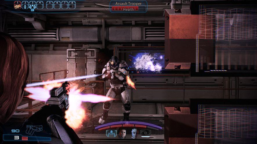 Mass Effect Edycja Legendarna - ME3