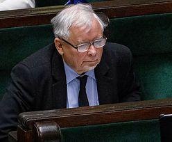 Awantura w Sejmie. Jarosław Kaczyński do opozycji: Chamska hołota