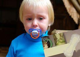 Sposób na zatkany nos dziecka. Kreatywna mama wie, jak sobie z tym poradzić