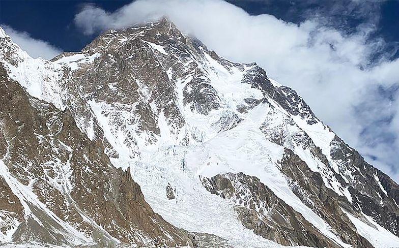 Pierwsze nagranie ze szczytu K2. Widok zapiera dech