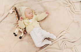 Zasypianie niemowląt
