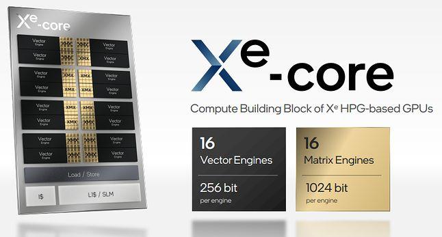 Xe - core