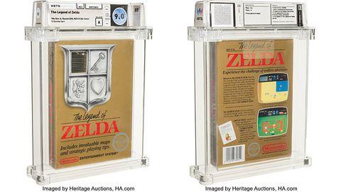 Rekord pobity! The Legend of Zelda najdroższą grą w historii
