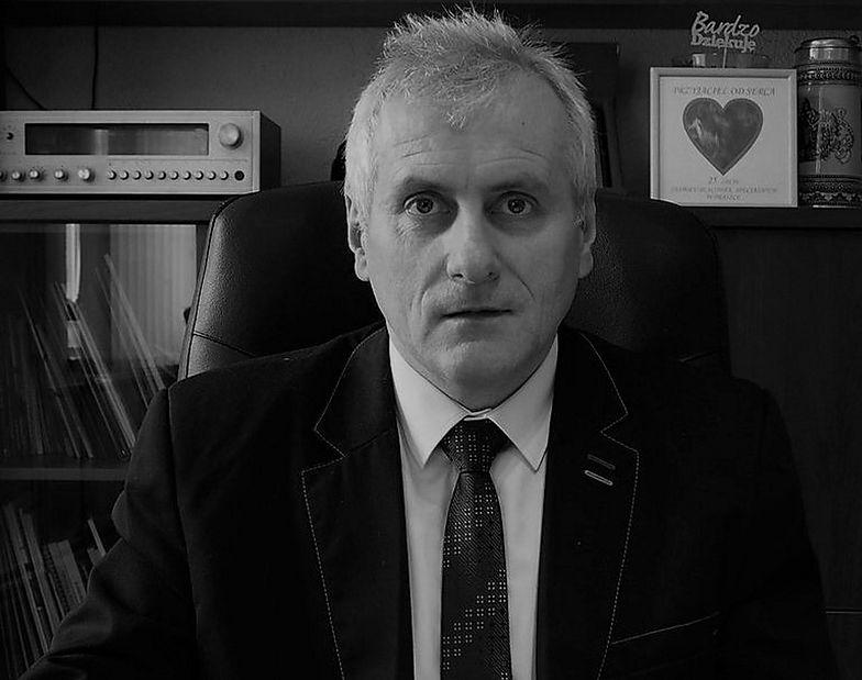 Nie żyje Artur Tomala. 51-letni burmistrz miał COVID-19