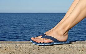 Japonki mogą trwale uszkodzić stopy?