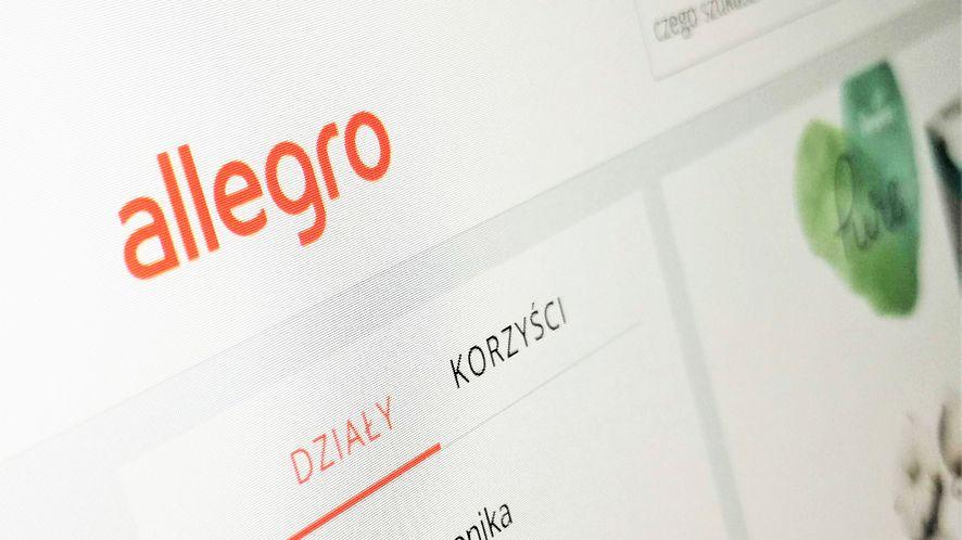 Allegro wprowadza m.in. nowe zasady rozliczeń, fot. Oskar Ziomek